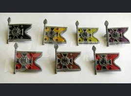 "Set badges ""The standards of the Wehrmacht"""