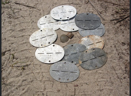German Dogtags was found in Stalingrad