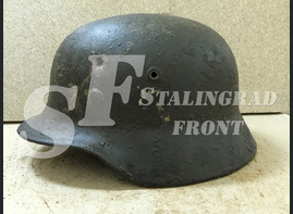 Steel helmet M40 from Marinovka