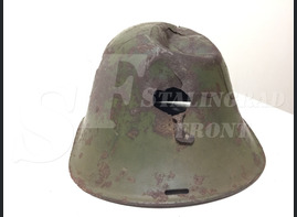 "Romanian Steel helmet from ""Kletskiy Farm"""