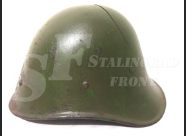 Romanian Steel helmet from Kletskaya