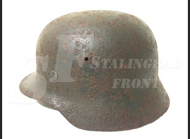 "Steel helmet M40 from ""Gorodishche"""