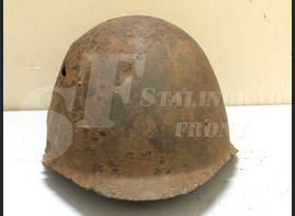 "Steel helmet SSh40 from ""Orlovka"""