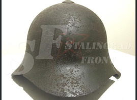 Steel helmet SSH36 Kalach on the Don