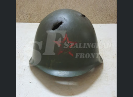 Steel helmet SSH-40 [Restoration]