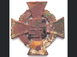 The Cross of 25 Years of Civil Service / from Koenigsberg