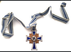 Cross of Honour of the German Mother in bronze