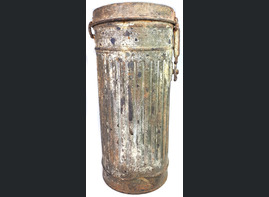 Gas mask canister  / from Stalingrad