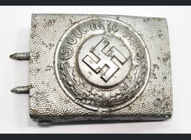 "Field police buckle from ""Metgethen (now village Imeni Alexandra Kosmodemyanskogo)"""