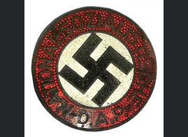 Party Badge of NSDAP / from Koenigsberg