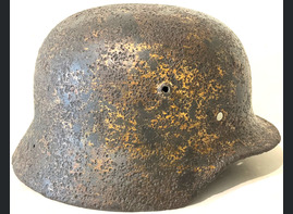 German helmet M35 / from Moscow