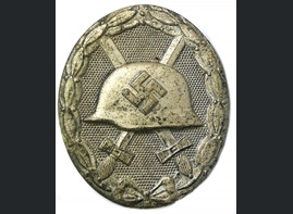 Silver Wound Badge / from Stalingrad