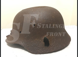 Steel helmet M40 from Rossosh