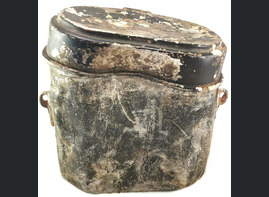 German Mess tin / from Smolensk