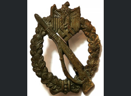 Infantry Assault Badge by Orth, Friedrich / from Koenigsberg