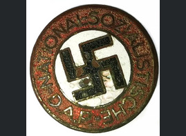 NSDAP Party badge / from Crimea