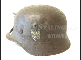 Steel helmet M40 from Orlovka
