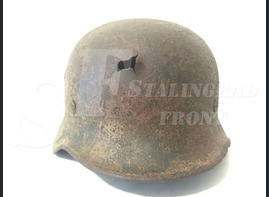 Steel helmet M40 from Kramatorsk