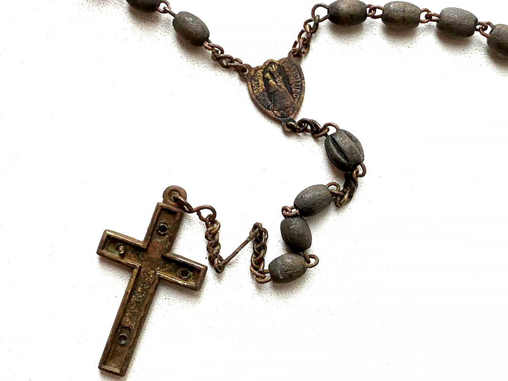 Catholic pendant
