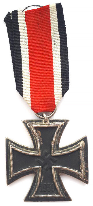 Iron Cross 2nd class / from Stalingrad