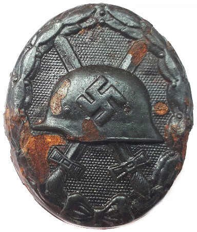 Wound Badge / from Belarus