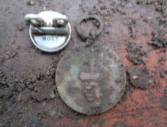 "1941 Romanian Eastern Front ""Crusade Against Communism"" Medal"