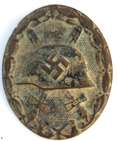 Wound Badge / from Smolensk