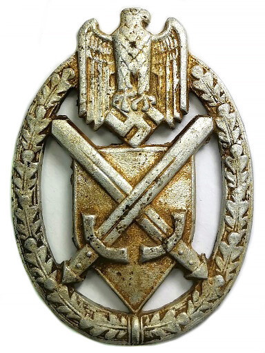 Heer Lanyard Shooting Badge / from Stalingrad