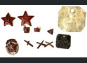 Soviet insignia items