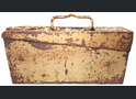 Box, sand camouflage / from Stalingrad