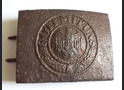 "Buckle ""Gott mit Uns"" from Baburkin"