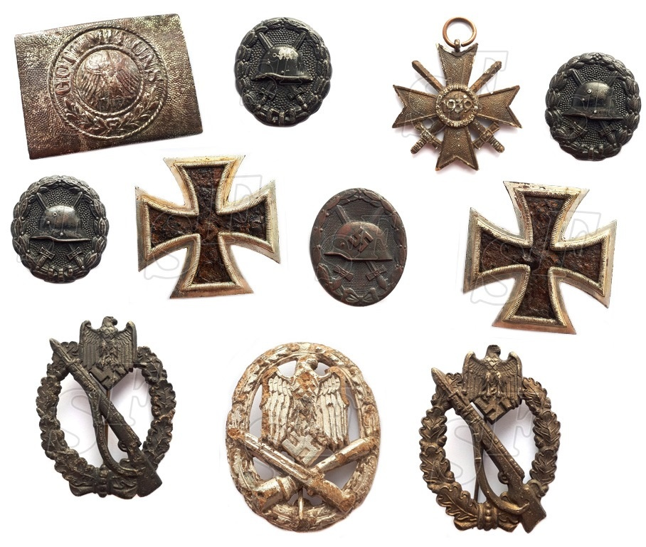 World War II relics for sale