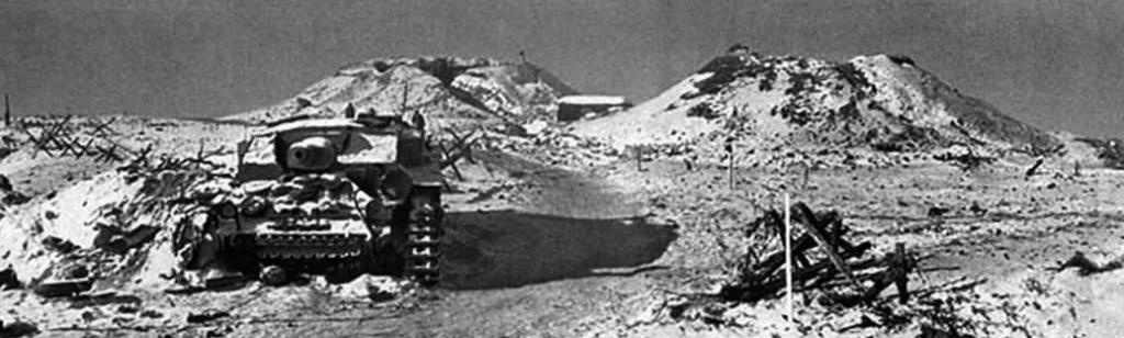 Mamayev Hill after the end of the battles