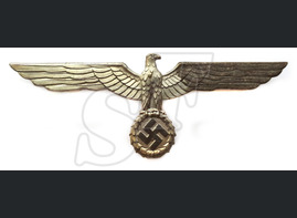 The eagle from front Uniform of the 3 Reich