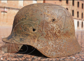 German helmet М35