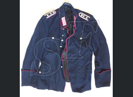 Jacket officer Voluntary fire protection