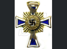 Cross of Honour of the German Mother in gold [Miniature]