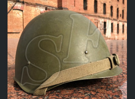 Soviet helmet SSh-40 from Red October plant