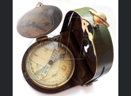 Compass IRANY, WW2