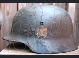 "German helmet M35 ""Double decal"" / Stalingrad"