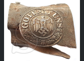 "Buckle ""Gott mit Uns"" / Moscow"