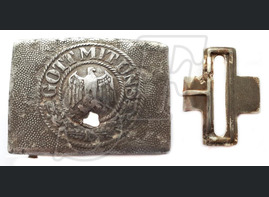 "Buckle ""Gott mit Uns"" / from Leningrad"