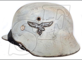 German helmet M35 / Luftwaffe