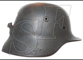 German helmet M40 / from Belarus
