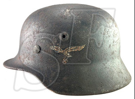 Helmet M40, Luftwaffe / from Stalingrad