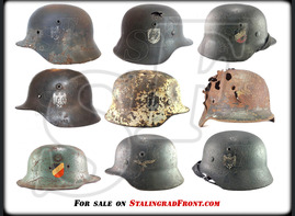 Best WW2 German helmets for sale