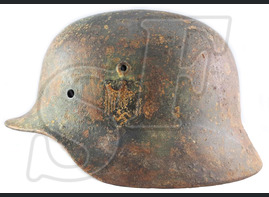 German helmet M40 / from Pillau