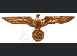The eagle from front uniform