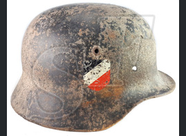 Helmet M35 Luftwaffe / from Stalingrad