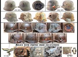 New WW2 relics for sale from Eastern Front